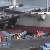 ship collision