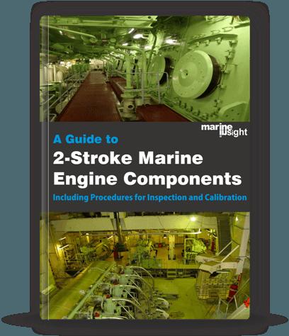 2-Stroke Marine Engine Components