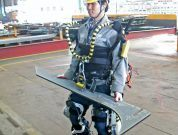 "Exoskeleton Robot: Can ""Iron Man"" Suit Increase Productivity in Shipyards?"