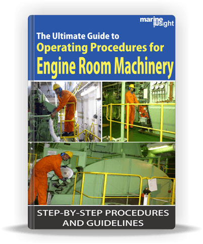 Operating Procedures For Engine Room Machinery