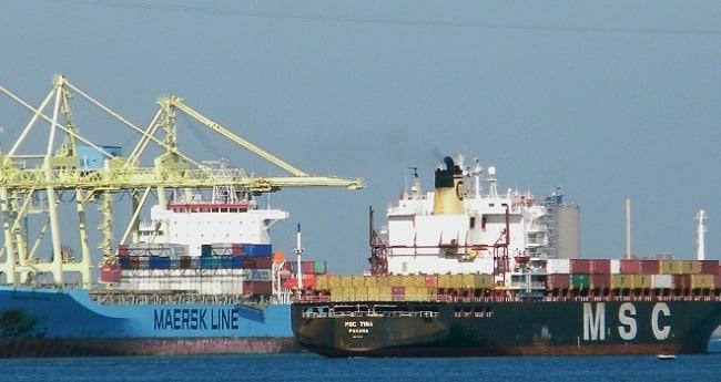 MSC and maersk