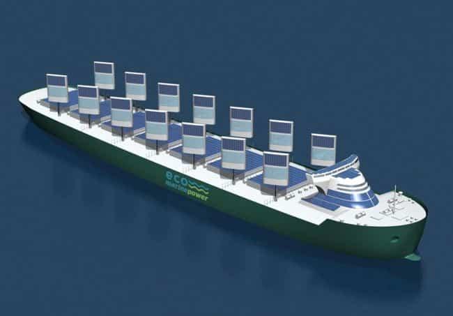 Eco Marine Power