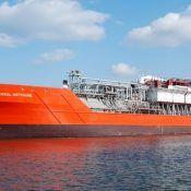 ethane gas carrier