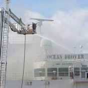 Ocean drover