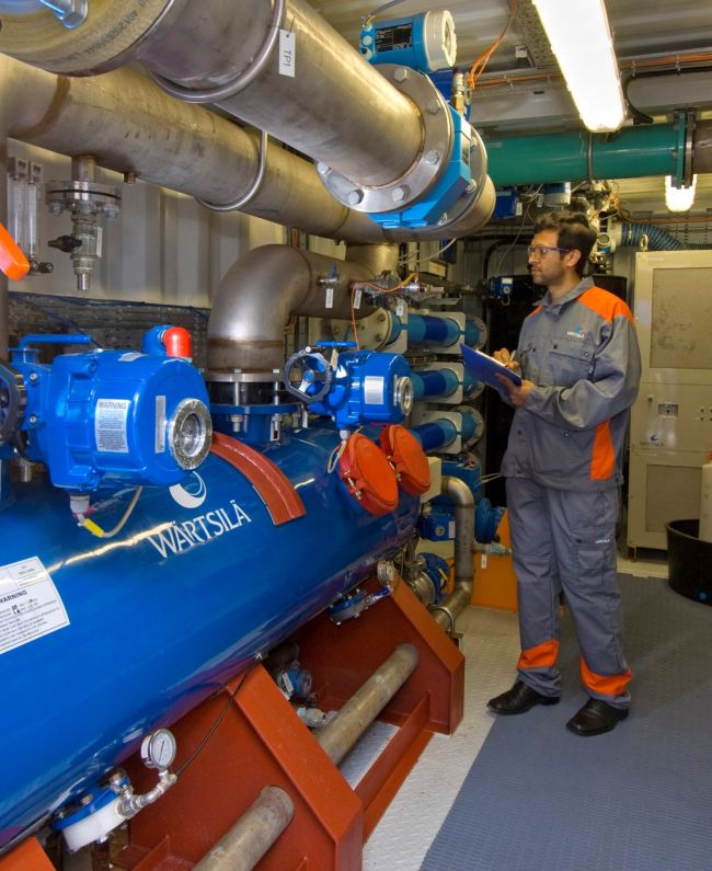 Wartsila To Cut Around 550 Jobs to Save EUR 50 Million