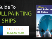 Launching New Premium eBook – A Guide To Hull Painting Of Ships [Download Now]