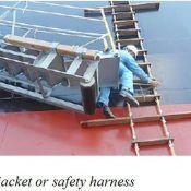no lifejacket
