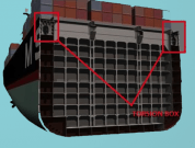 "What Is The Purpose Of ""Torsion Box"" In Ships?"