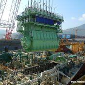 shipyard maersk