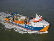 What is a Cable Laying Ship?