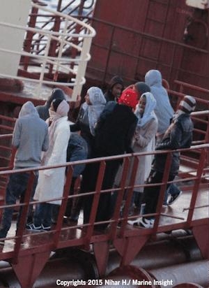EU migrant crises