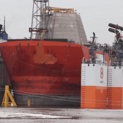 Armada Intrepid FPSO on Dockwise