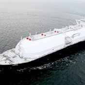 Image for representation purpose only. LNG Venus, Sister Ship of LNG Mars - Credits: mol.co.jp