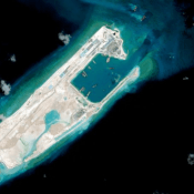 China's New Airstrip - Credits:@ForeignPolicy/Twitter