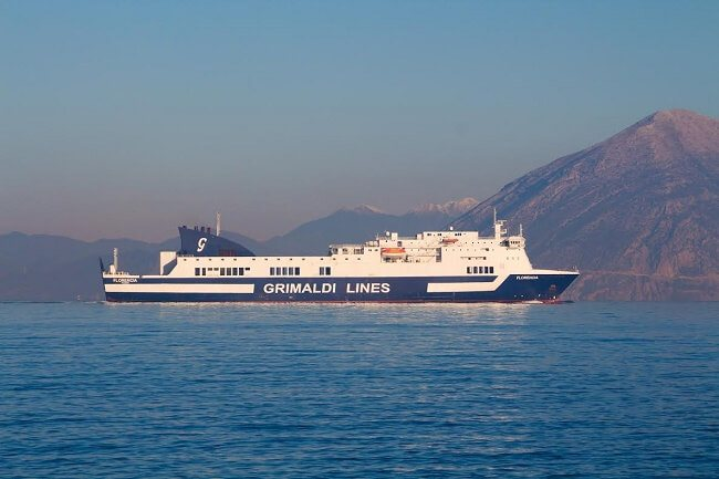 Different Types of Ferries Used in the Shipping World