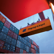 hapag-lloyd steep floor container