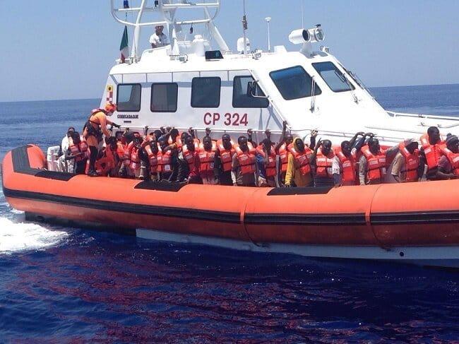 Credits: Human Rights at sea