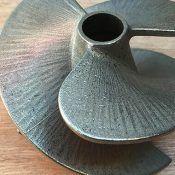 SLS 3D printed screw © Van Dalen Products - Credits: innovationquarter.nl