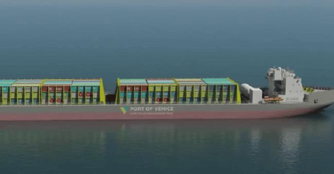 Credits: Port of Venice/YouTube