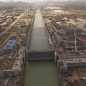 Credits: Panama  Canal / YouTube