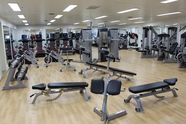 Gymnasium - Credits: teekay.com