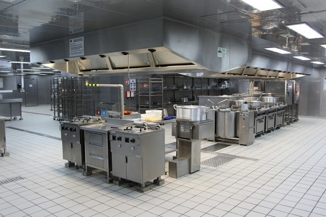 Kitchen - Credits: teekay.com