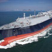 GasLog's Santiago vessel in operation - Credits: wartsila.com