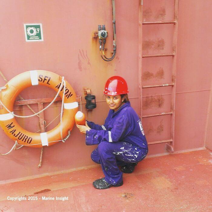Copyrights Marine Insight/ Paromita M