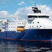 'Vestland Cygnus', a Platform Supply Vessel (PSV) is to be converted to serve as an offshore wind farm service vessel - Credits: wartsila.com