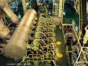 Real Life Accident: Ship's Engine Room Flooded In 10 Minutes