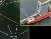 Real Life Accident: Flood Tide Breaks Mooring Lines, Vessel Strikes Bridge