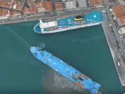 Watch: Awesome Drone Video Of Mediterranean Mooring Done In Style