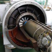 MHI hybrid turbocharger