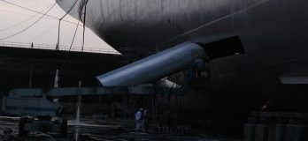 ship fin stabilizer