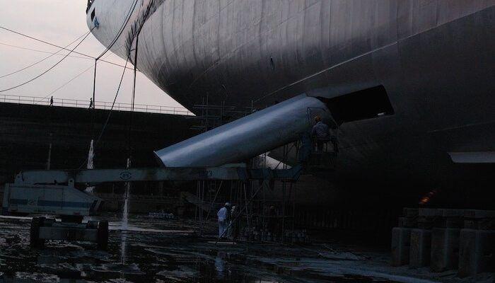 ship fin stabilizer