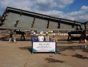 Teekay Lays Keel Laid For Six LNG  Newbuildings