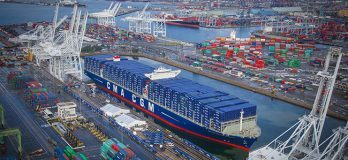 CMA CGM Chooses CSSC To Build 9 Vessels Of 22,000 TEU – The Largest Containerships