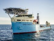 'Maersk Connector' Awarded Offshore Support Ship 2017