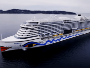 """Watch: MHI Delivers """"AIDAprima,"""" a New-Generation Cruise Ship"""