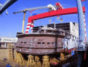 Watch: Time-Lapse Construction Video Of World's Largest Cruise Ship – Harmony of the Seas