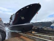 Watch: Kleven Launch 116 Metre Long Expedition Support Vessel