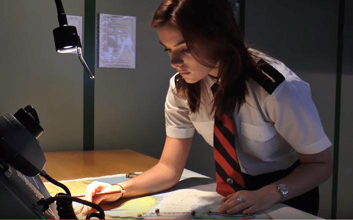 women seafarer
