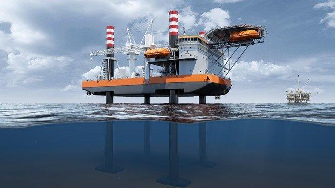 Wärtsilä Ship Design Chosen For Offshore Maintenance Vessel