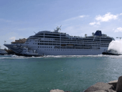 Video: Emotional Return As First U.S. Cruise In Decades Reaches Cuba