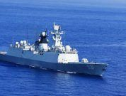 Operation Atalanta and Chinese Navy Work Together to Ensure World Food Programme Ship Remains Safe from Pirates