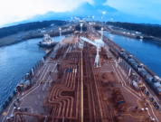 Watch: Time-lapse Panama Canal Full Transit In 4 Minutes
