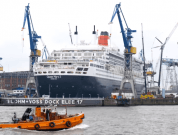 Video: Iconic Ocean Liner Queen Mary 2 Receives Major Upgrade
