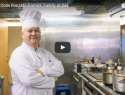 Watch: Chief Cook Ronaldo Gomez – Making Food That Fuels Seafarers