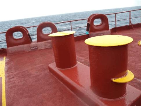 Mooring Bits tankers