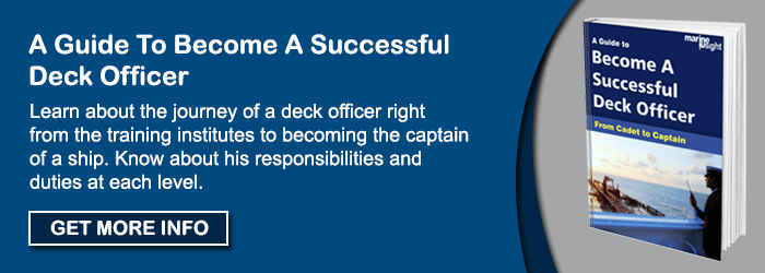 INA Successful deck officer